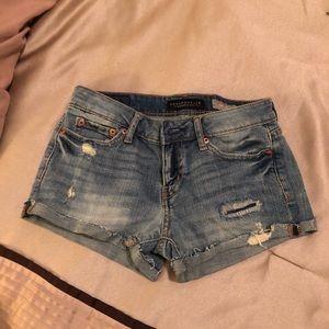 Aeropostale size 00 shorts